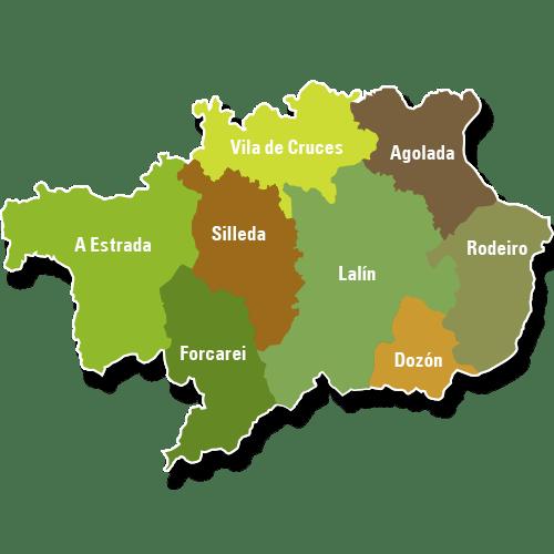 Mapa GIS
