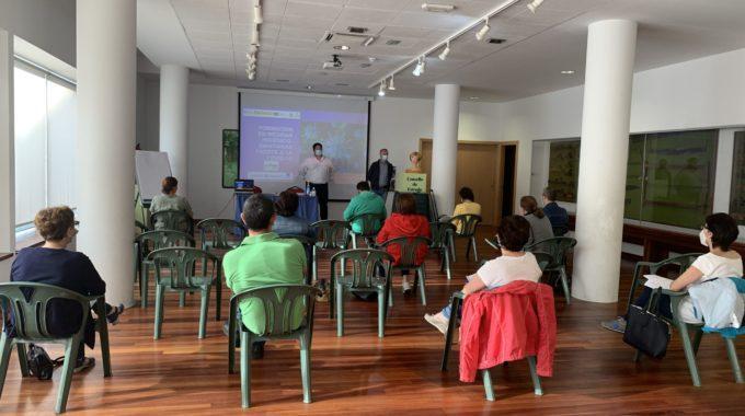 O GDR Pontevedra Norte Forma Aos Establecementos Adheridos Ao SICTED Sobre Prevención Da Covid-19