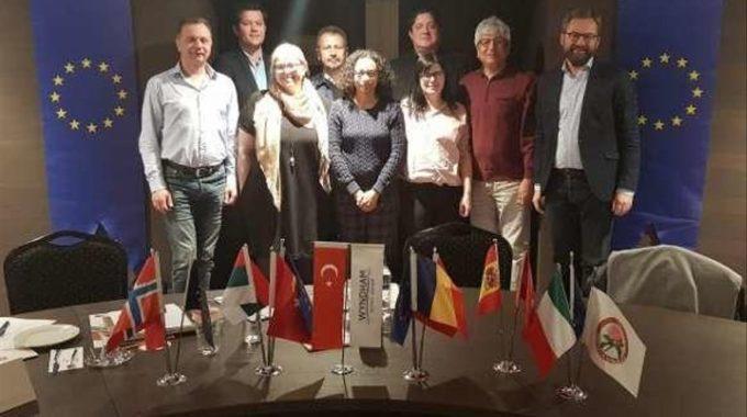 El GDR Pontevedra Norte Acude A Turquía Por El Programa Erasmus+Panhera